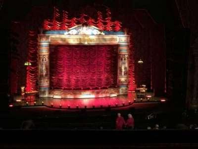 5th Avenue Theatre, Abschnitt: 6, Reihe: F, Platz: 1