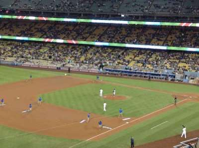 Dodger Stadium, Abschnitt: 35RS, Reihe: C , Platz: 22