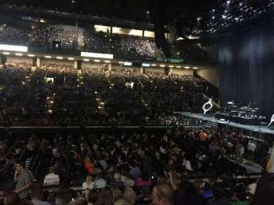 Royal Farms Arena, Abschnitt: 108, Reihe: J, Platz: 11