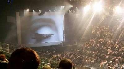 Madison Square Garden, Reihe: 18, Platz: 6