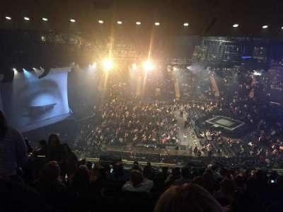 Madison Square Garden, Abschnitt: 224, Reihe: 15, Platz: 6