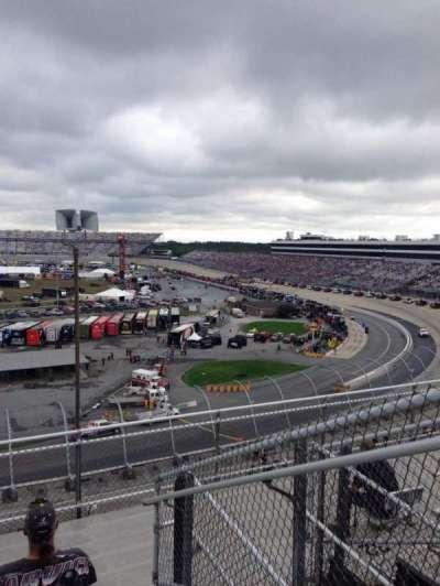 Dover International Speedway, Abschnitt: 137, Reihe: 36, Platz: 2