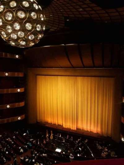 David H. Koch Theater, Abschnitt: 4 Ring, Reihe: A, Platz: 16