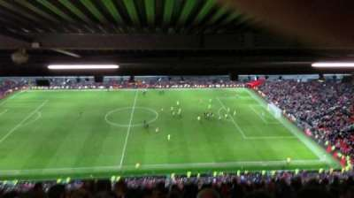Old Trafford, Abschnitt: N4405, Reihe: 19, Platz: ?
