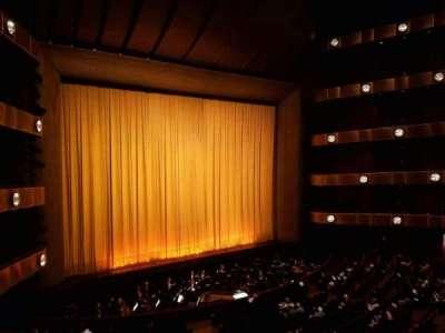 David H. Koch Theater, Abschnitt: 2ring, Reihe: A, Platz: 27