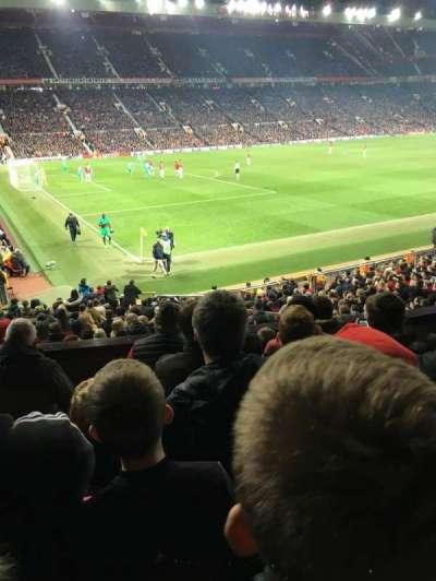Old Trafford, Abschnitt: Fam