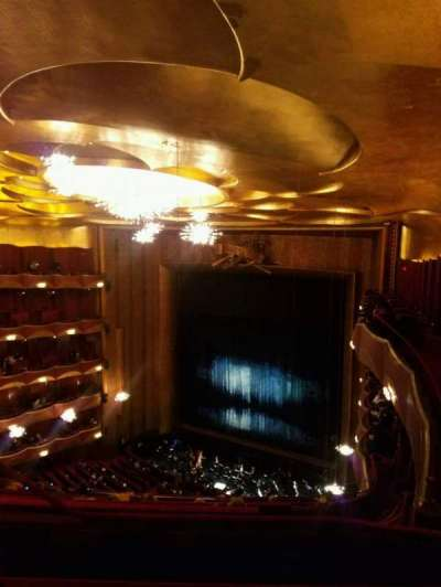 Metropolitan Opera House - Lincoln Center, Abschnitt: Family Circle, Reihe: C, Platz: 10