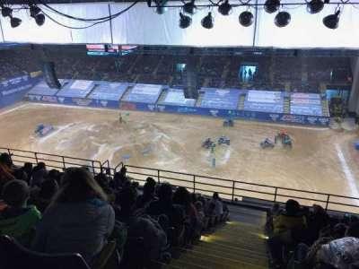 Royal Farms Arena, Abschnitt: 304, Reihe: M, Platz: 13