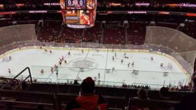 Wells Fargo Center Abschnitt 202