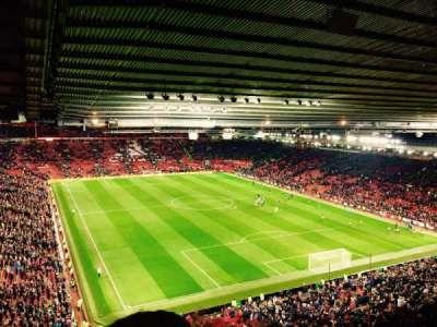 Old Trafford, Abschnitt: 3434, Reihe: 4, Platz: 20