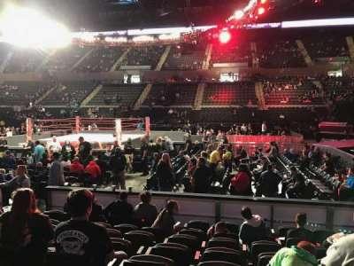 Nassau Veterans Memorial Coliseum, Abschnitt: 2, Reihe: 7, Platz: 5