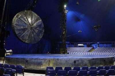 Cirque Du Soleil - Luzia, Abschnitt: 101, Reihe: E, Platz: 22