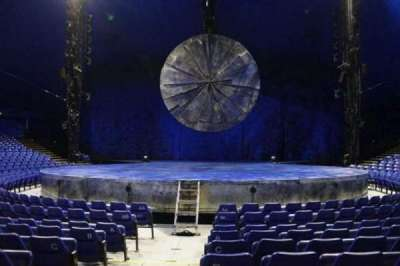 Cirque Du Soleil - Luzia, Abschnitt: 101, Reihe: G, Platz: 1