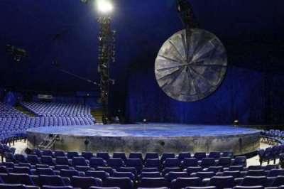 Cirque Du Soleil - Luzia, Abschnitt: 101, Reihe: G, Platz: 16