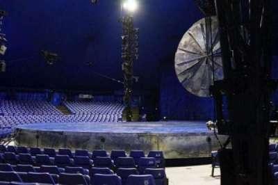 Cirque Du Soleil - Luzia, Abschnitt: 101, Reihe: G, Platz: 24