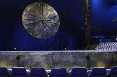Cirque Du Soleil - Luzia, Abschnitt: 102, Reihe: B, Platz: 8