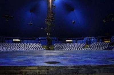 Cirque Du Soleil - Luzia, Abschnitt: 103, Reihe: AA, Platz: 1