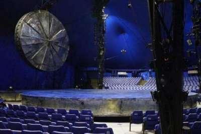 Cirque Du Soleil - Luzia, Abschnitt: 103, Reihe: F, Platz: 1