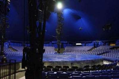 Cirque Du Soleil - Luzia, Abschnitt: 103, Reihe: G, Platz: 36