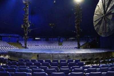 Cirque Du Soleil - Luzia, Abschnitt: 104, Reihe: F, Platz: 14