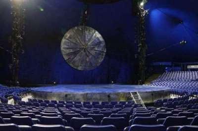 Cirque Du Soleil - Luzia, Abschnitt: 200, Reihe: H, Platz: 1