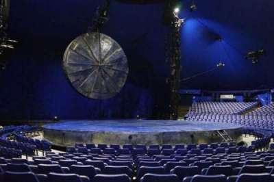 Cirque Du Soleil - Luzia, Abschnitt: 200, Reihe: H, Platz: 6
