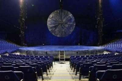 Cirque Du Soleil - Luzia, Abschnitt: 200, Reihe: H, Platz: 12