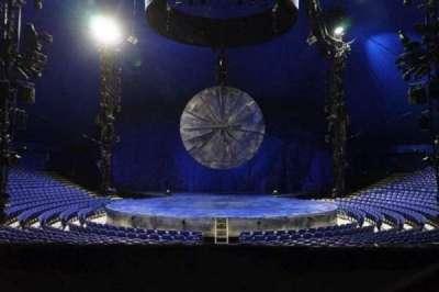 Cirque Du Soleil - Luzia, Abschnitt: 200, Reihe: N, Platz: 21