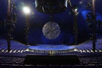 Cirque Du Soleil - Luzia, Abschnitt: 200, Reihe: R, Platz: 16