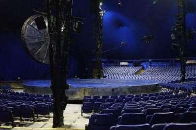 Cirque Du Soleil - Luzia, Abschnitt: 201, Reihe: H, Platz: 15