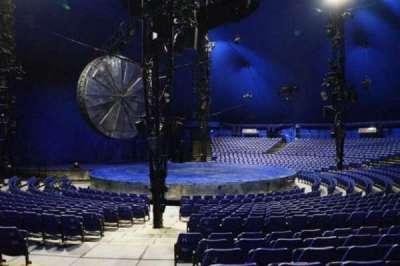Cirque Du Soleil - Luzia, Abschnitt: 201, Reihe: N, Platz: 21