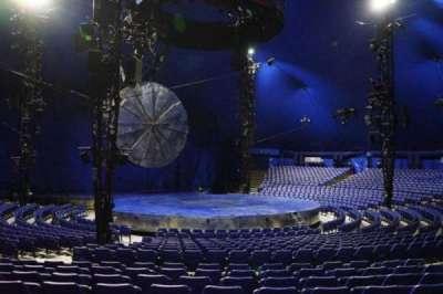 Cirque Du Soleil - Luzia, Abschnitt: 201, Reihe: O, Platz: 12
