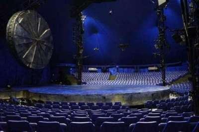 Cirque Du Soleil - Luzia, Abschnitt: 203, Reihe: H, Platz: 8