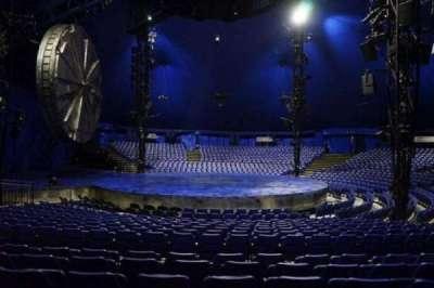 Cirque Du Soleil - Luzia, Abschnitt: 203, Reihe: M, Platz: 20