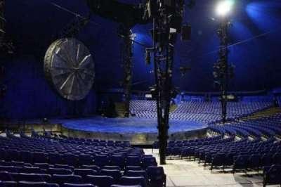 Cirque Du Soleil - Luzia, Abschnitt: 203, Reihe: N, Platz: 1