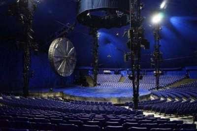Cirque Du Soleil - Luzia, Abschnitt: 203, Reihe: R, Platz: 6