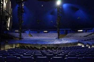 Cirque Du Soleil - Luzia, Abschnitt: 205, Reihe: H, Platz: 1