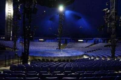 Cirque Du Soleil - Luzia, Abschnitt: 205, Reihe: M, Platz: 9