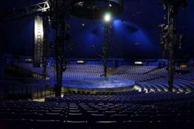 Cirque Du Soleil - Luzia, Abschnitt: 205, Reihe: R, Platz: 8