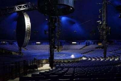 Cirque Du Soleil - Luzia, Abschnitt: 205, Reihe: R, Platz: 19