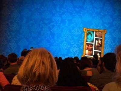 Walter Kerr Theatre, Abschnitt: Orchestra, Reihe: J, Platz: 112