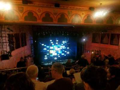 August Wilson Theatre, Abschnitt: MezzL, Reihe: N, Platz: 13