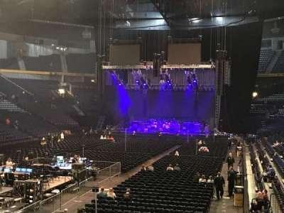 Bridgestone Arena, Abschnitt: 102, Reihe: C, Platz: 19
