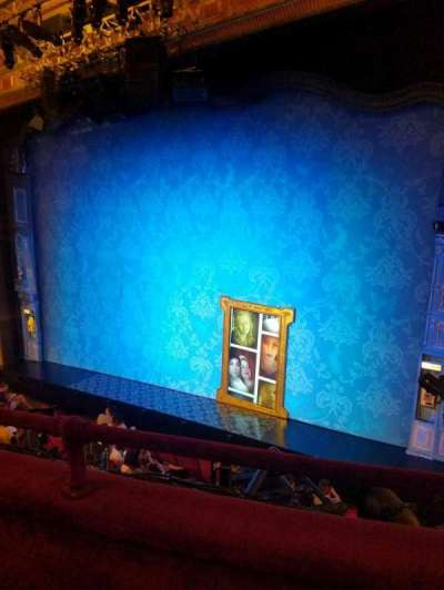 Walter Kerr Theatre, Abschnitt: mezz rgt, Reihe: b, Platz: 14