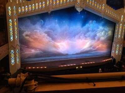 Eugene O'Neill Theatre, Abschnitt: Mezzanine, Reihe: A, Platz: 5