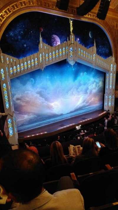 Eugene O'Neill Theatre, Abschnitt: MezzL, Reihe: D, Platz: 23