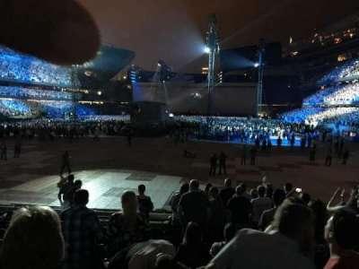 Soldier Field, Abschnitt: 121, Reihe: 12, Platz: 14