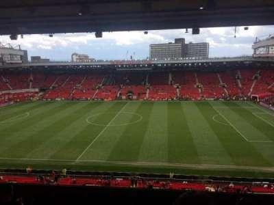Old Trafford, Abschnitt: N3416, Reihe: 10, Platz: 22