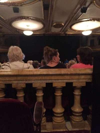 Palace Theatre (Broadway), Abschnitt: Orchestra, Reihe: ZZ, Platz: 115