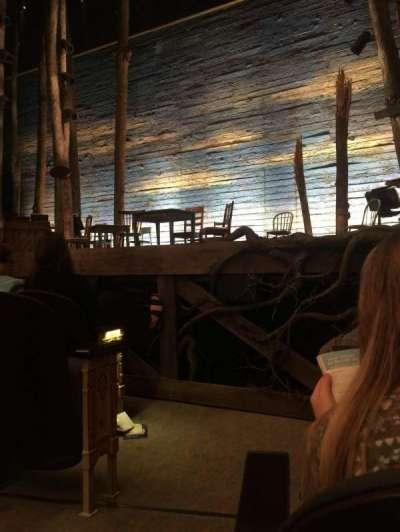 Gerald Schoenfeld Theatre, Abschnitt: ORCHO, Reihe: C, Platz: 2